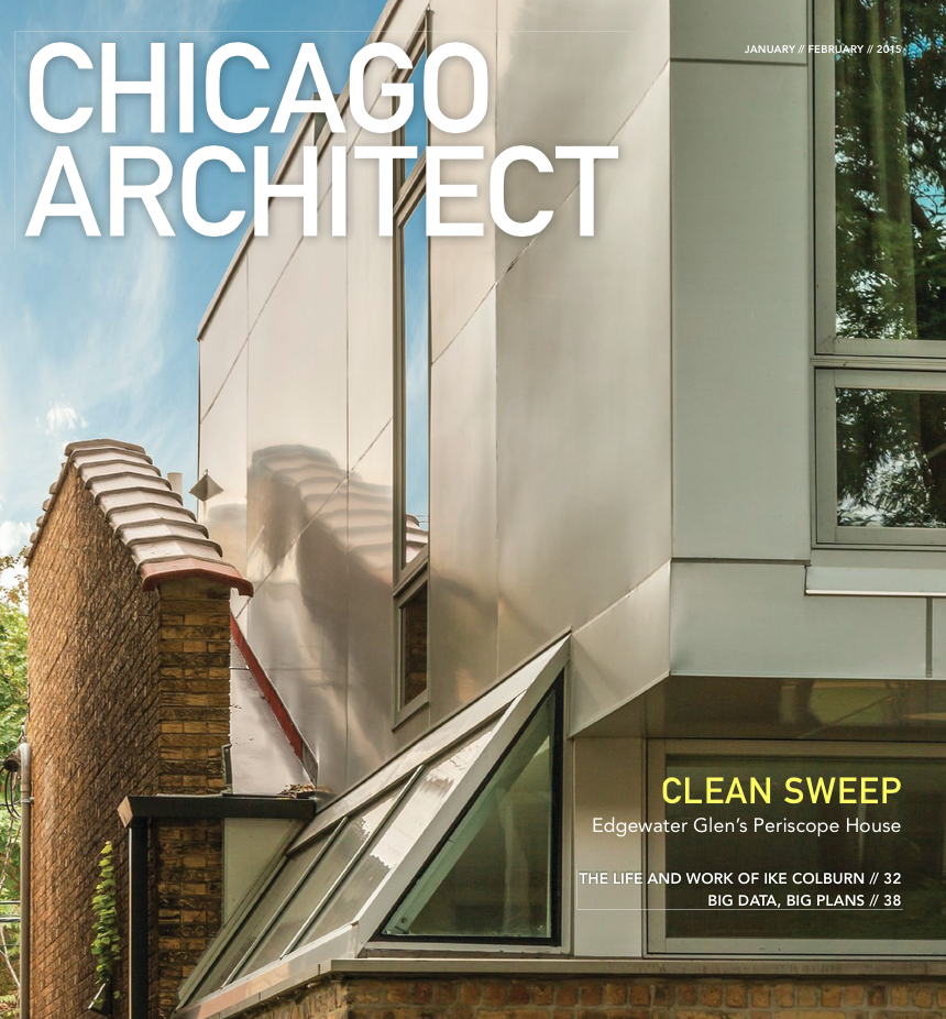 AIA Chicago Kicks Off New Year with Redesign of Chicago Architect ...