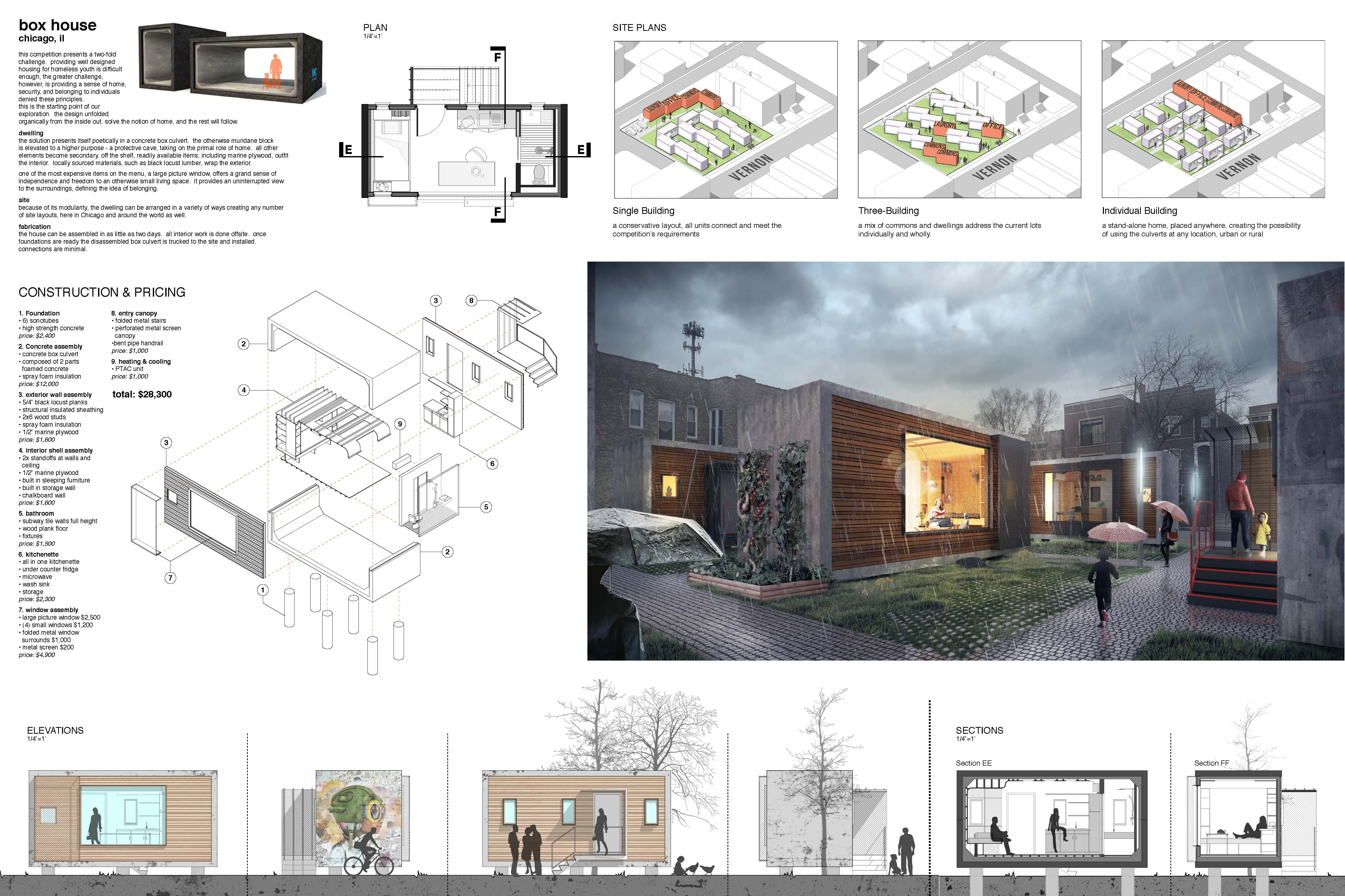 News american institute of architects for Project home designs