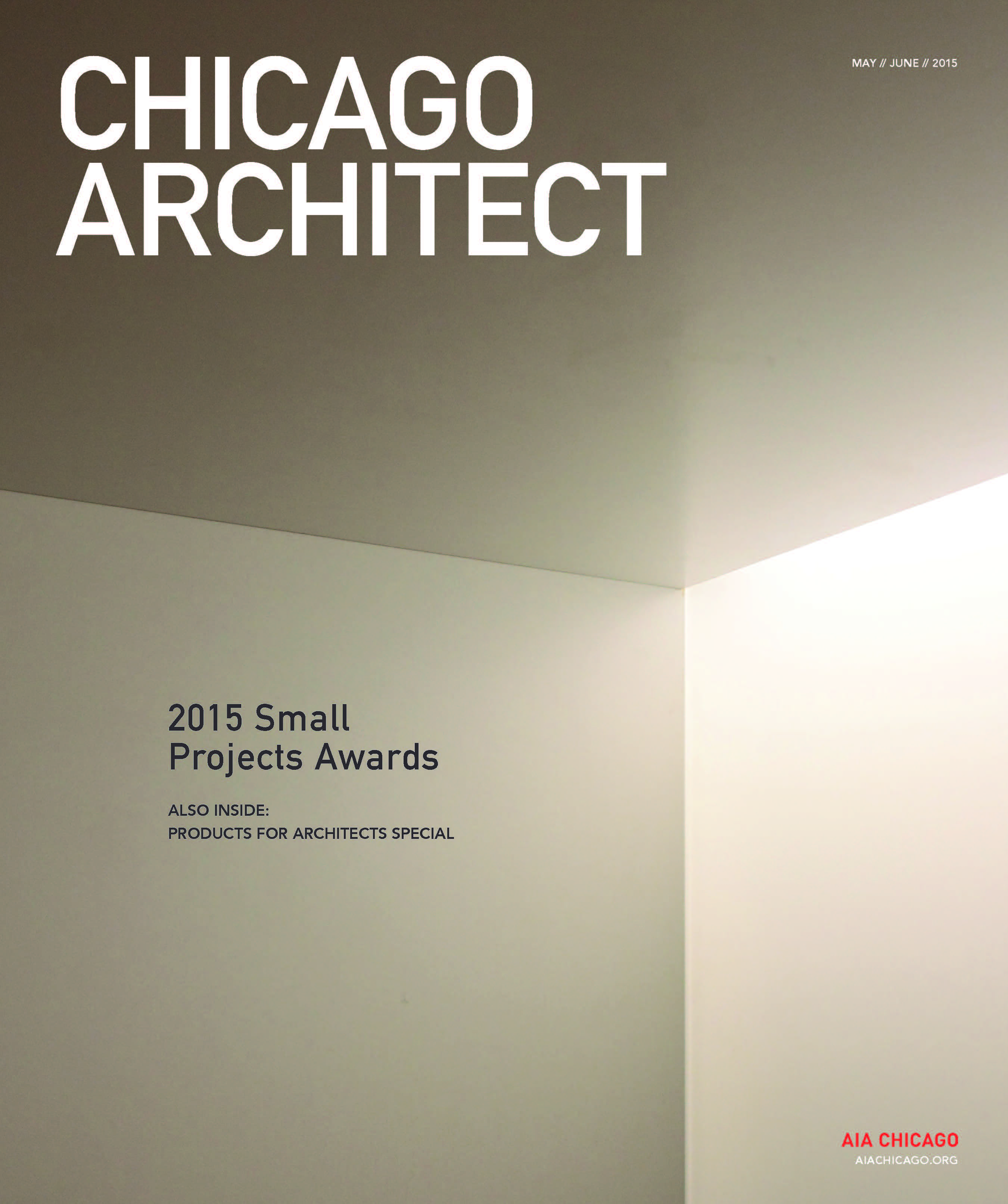 Winners Of The Fifth Annual Aia Chicago Small Projects Awards News