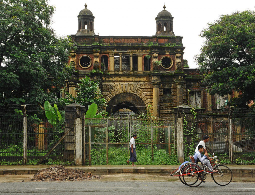 Colonizing Heritage The Adaptive Reuse of Myanmars Architecture