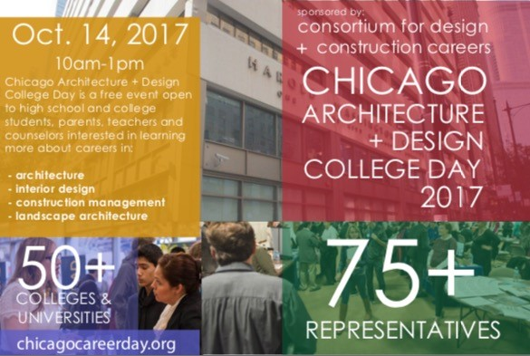 Consortium For Design Constructions Careers Is AIA Chicago Architecture Foundation I NOMA College Of DuPage Harold Washington