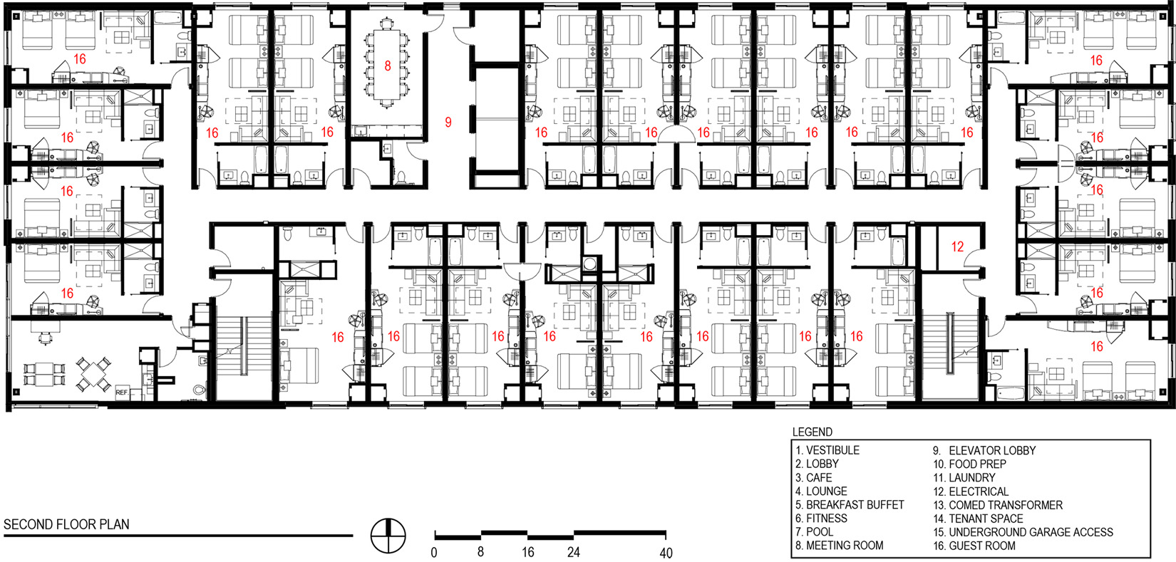 Design excellence awards american institute of architects for 02 floor plan