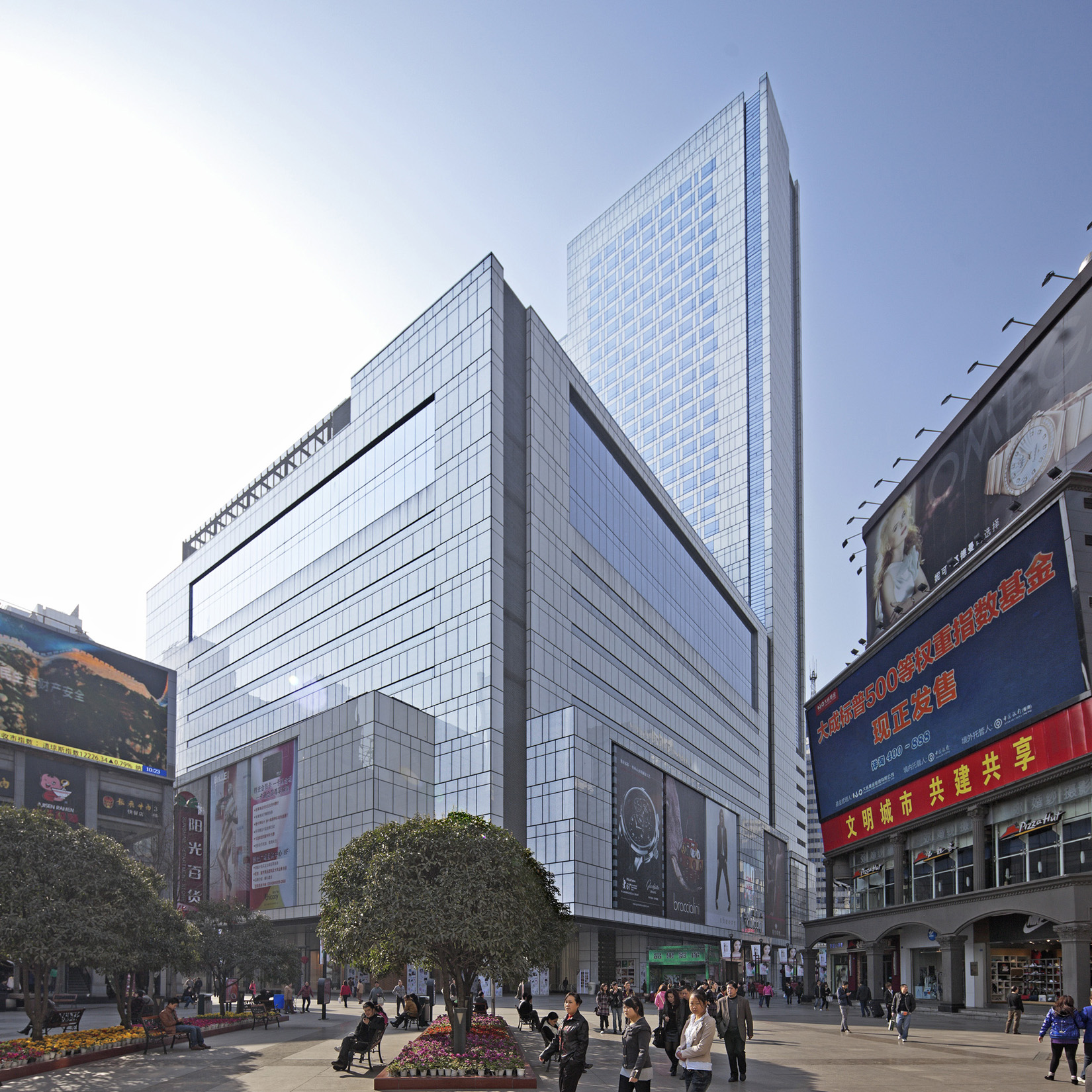 Chicony square 2016 design excellence awards for Sichuan cendes architectural design company limited