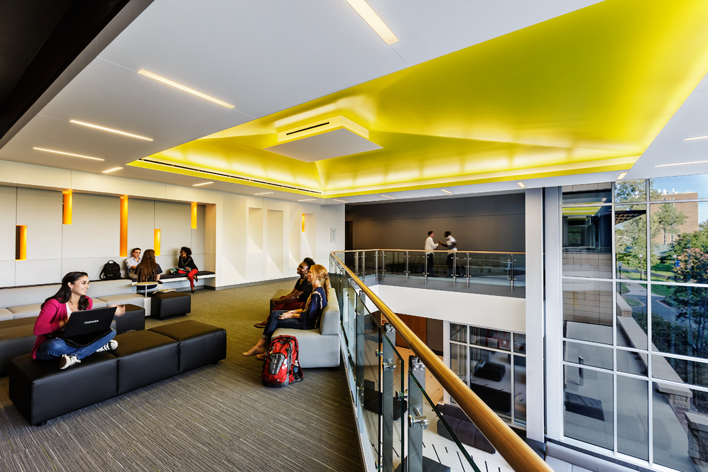 Nancy and g timothy johnson center for science and - Iowa state university interior design ...
