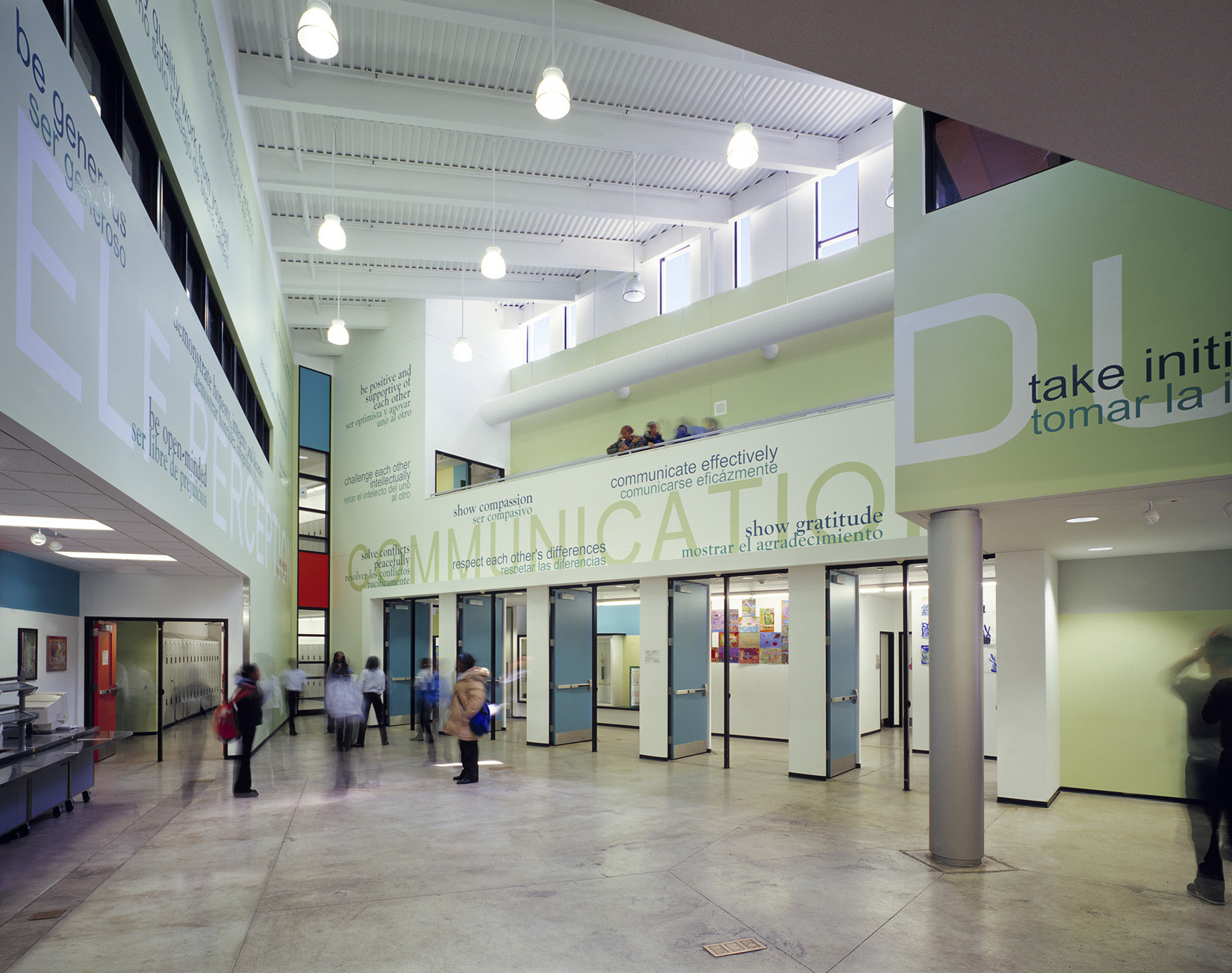 Perspectives charter school 2015 design excellence - Interior design school nashville ...