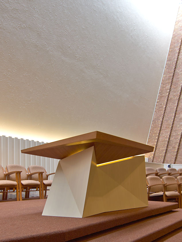 Design excellence awards american institute of architects for Reading table design