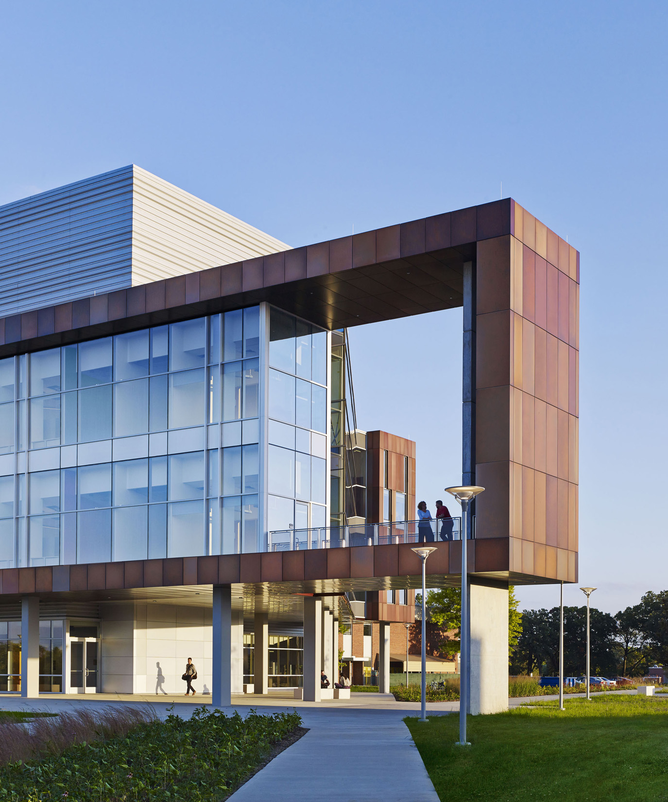 energy sciences building 2014 design excellence awards