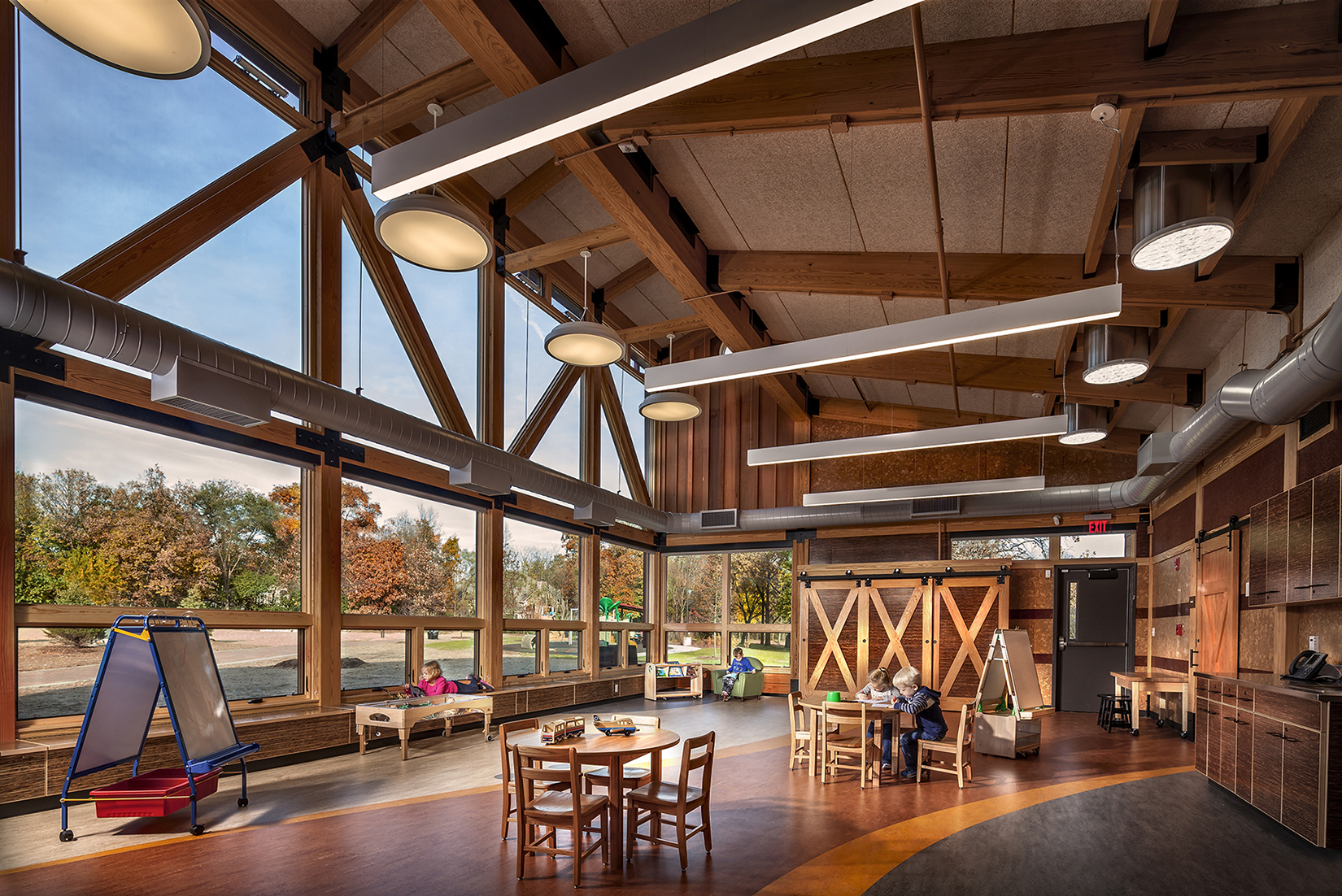 Knoch Knolls Nature Center 2015 Design Excellence