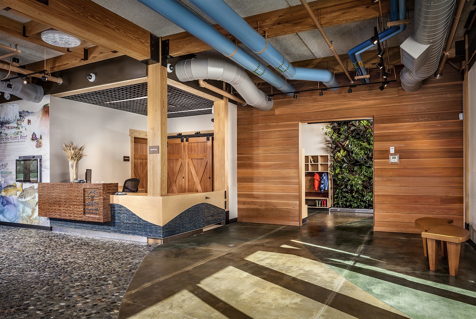 Natural Classroom Design : Design excellence awards american institute of architects