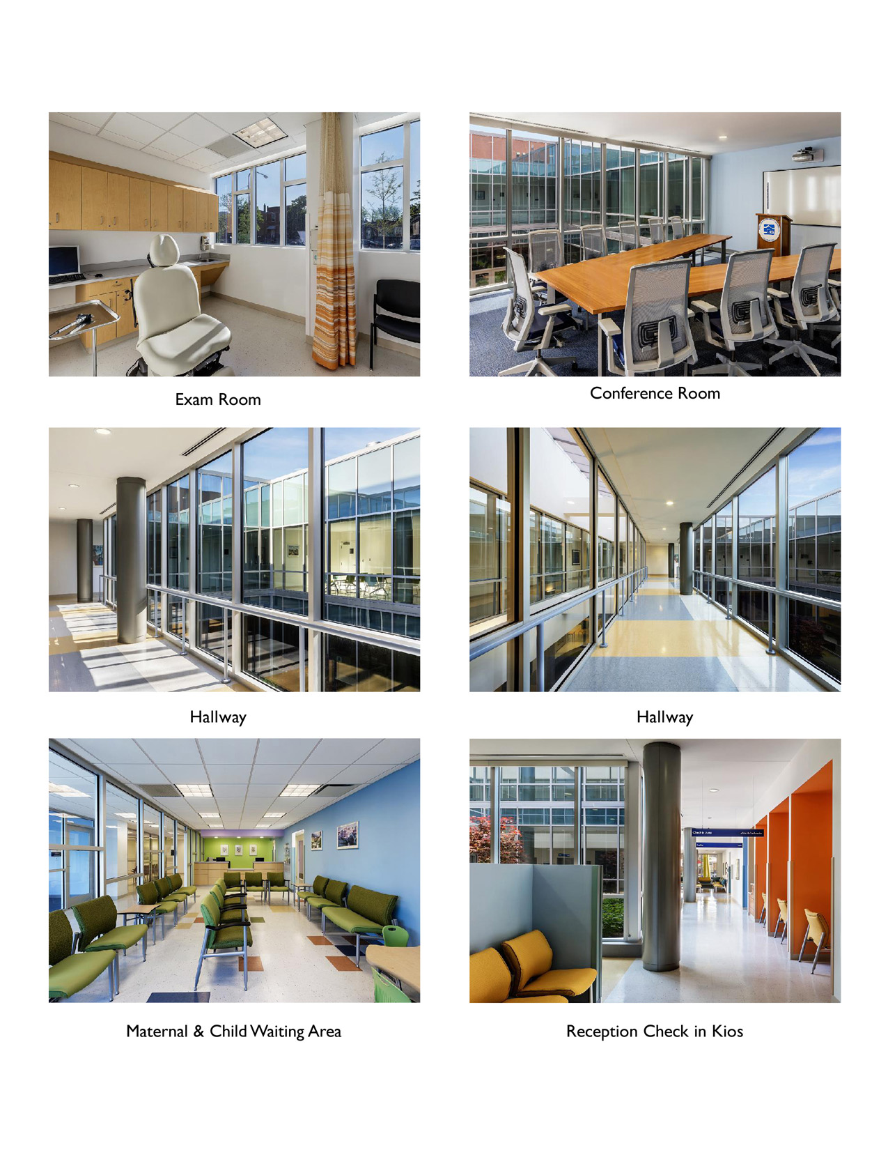 Near North Health Clinic 2015 Design Excellence Awards