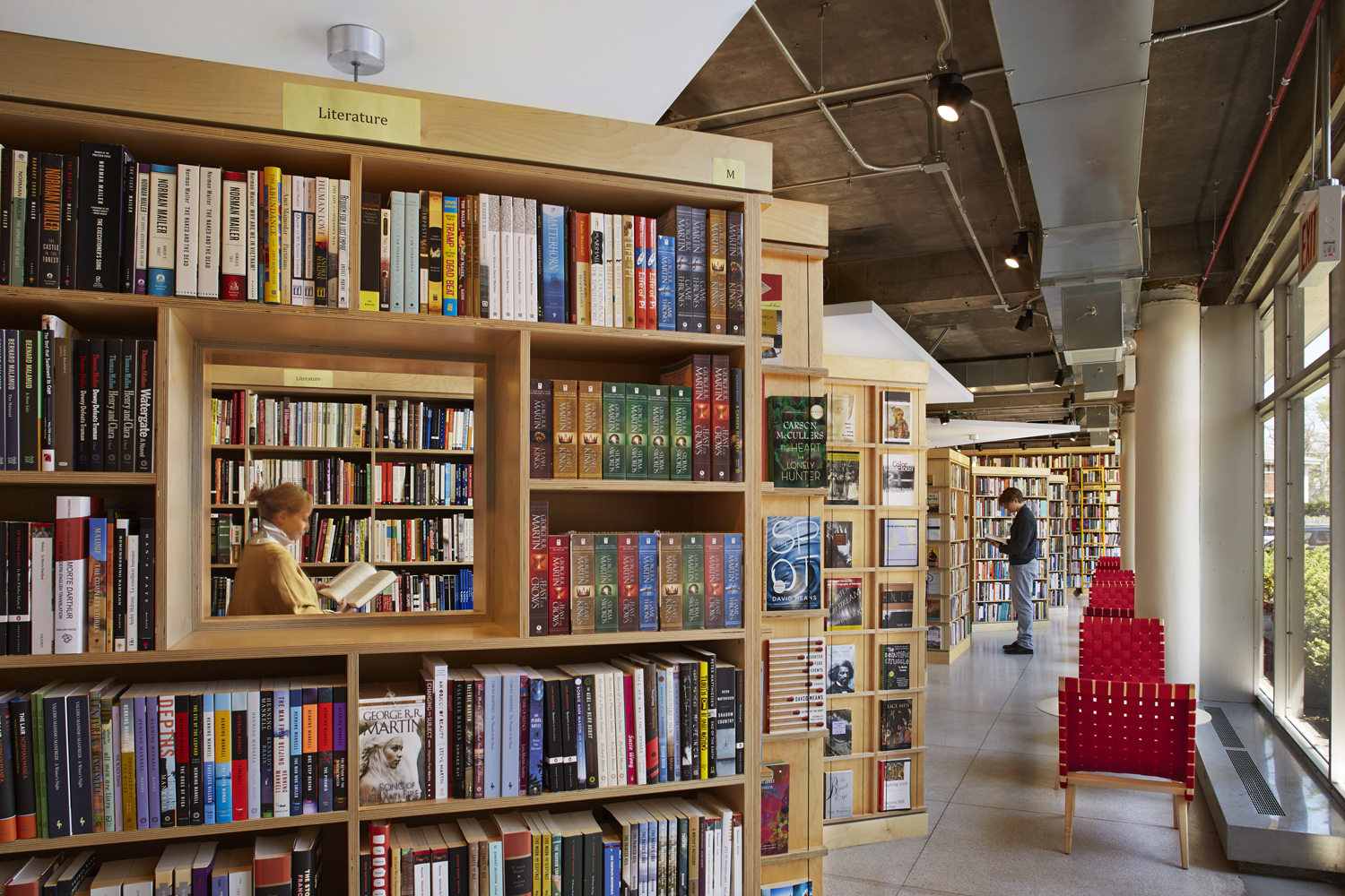 University Of Chicago Bookstore Cafe