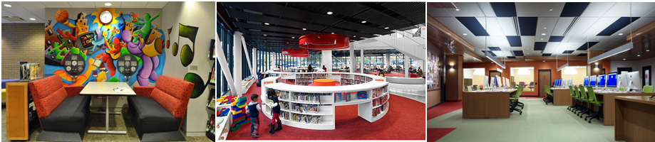 Books And How Librarians And Architects Are Designing The 21st Century Public Library Events American Institute Of Architects