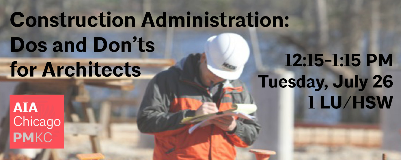 Construction Admin July 26
