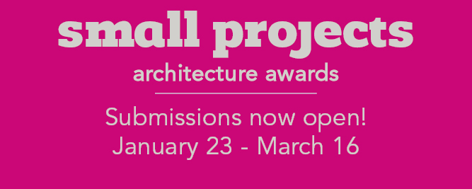 Submit to Small Projects 2017