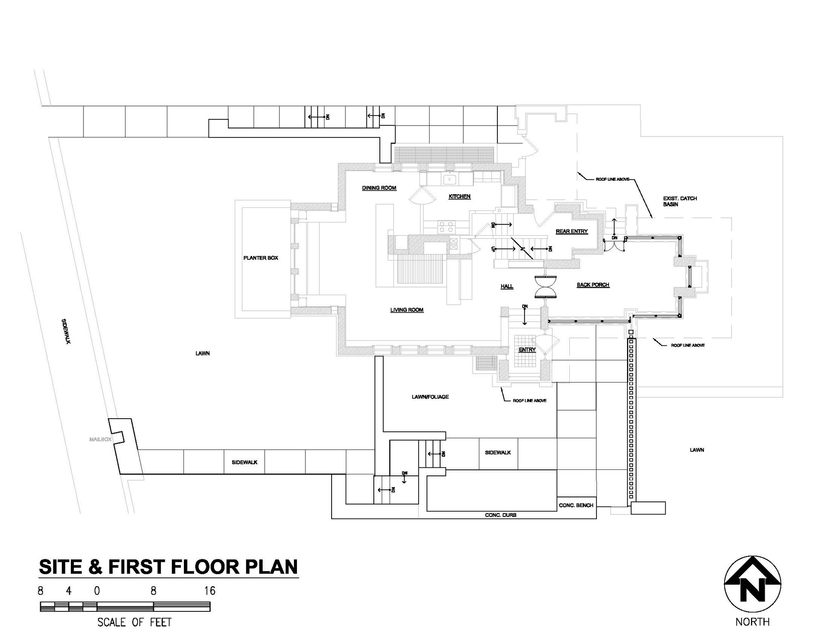Small project awards american institute of architects for Bach floor plans